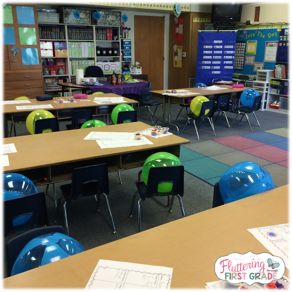 Last day of school classroom activities