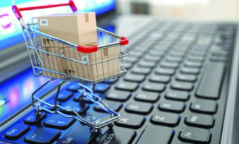 According to statistics .. New progress in electronic commerce in Palestine