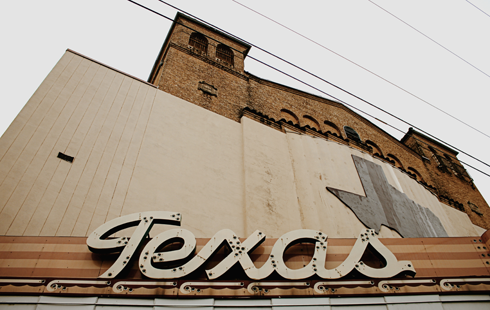 Texas Theatre San Angelo