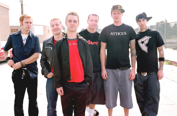 blink-182 and Green Day goes to skate punk