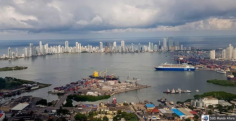 O que fazer em Cartagena das Índias, Colômbia