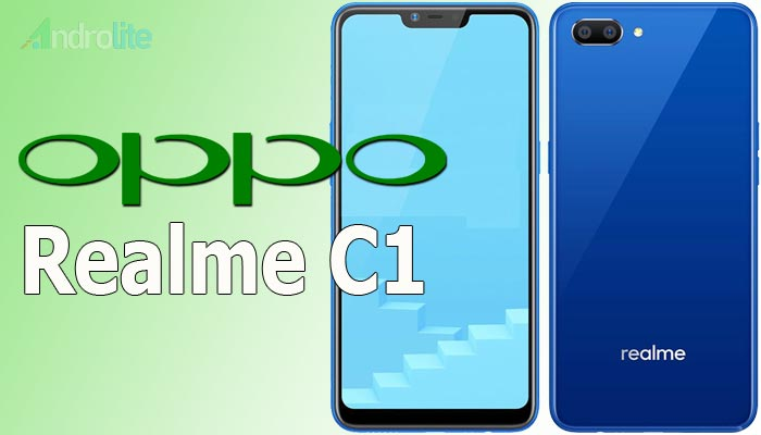 Harga Oppo Realme C1