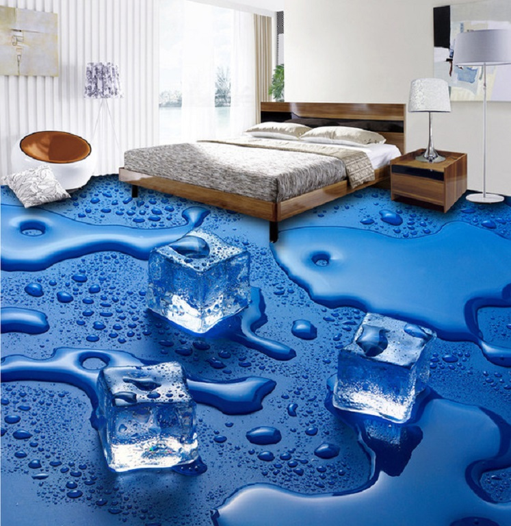 A complete guide to 3d epoxy flooring and 3d floor designs for Floor designs