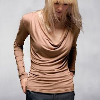 vêtements pour silhouette pyramide inversée