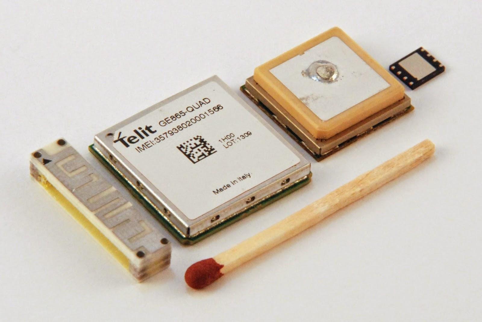 small gps tracker chip