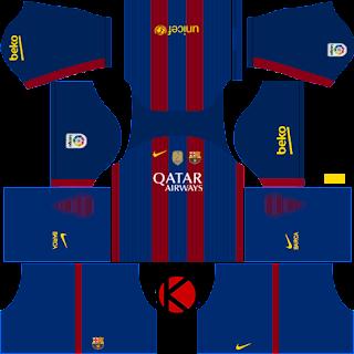 camiseta del chelsea para dream league soccer