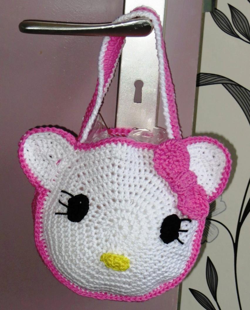 Gratis Haakpatroon Hello Kitty Tasje