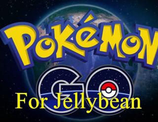 Download Pokemon GO for Jelly Bean v0.39.1 Mod Apk Terbaru