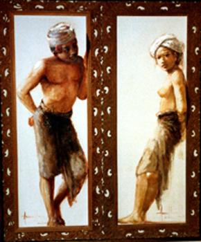 Pinturas de Ubud