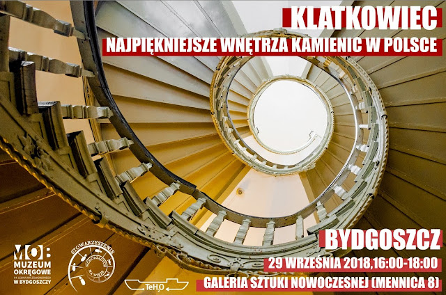 Spotkanie z Klatkowcem w Bydgoszczy: 29.09.2018