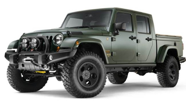 2019 Jeep Gladiator Price and Specs