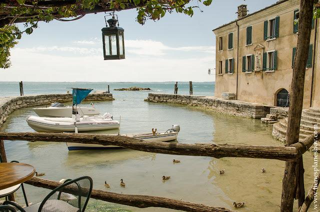 Punta VIgilio Lago di Garda viaje