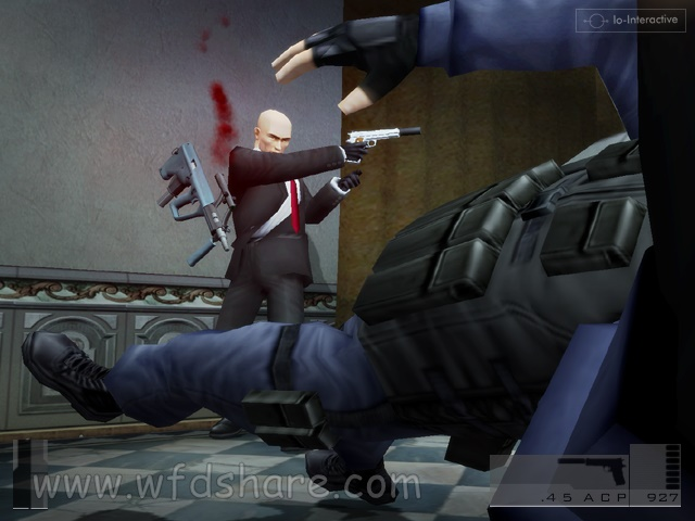 Hitman 3 Contracts Full Version wfdshare highly compressed