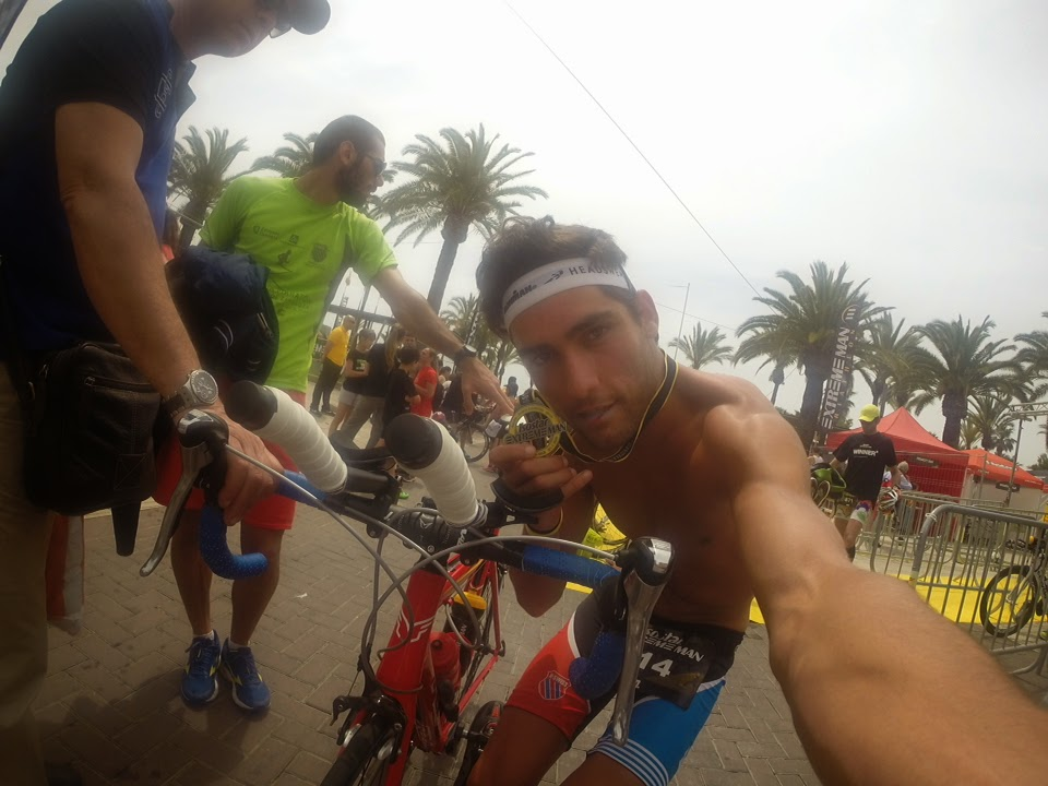 finisher extreme man salou 2014 pitufollow