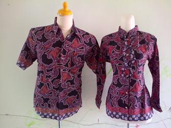 Model Baju Seragam Batik Guru Masa Kini Dan Paling Laris