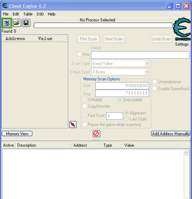 Download Gratis Cheat Engine 6.2 Terbaru 2013 Full Version