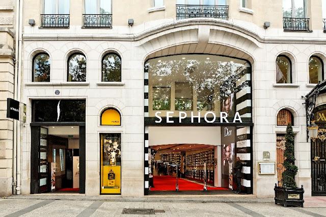 Comprar perfumes Sephora Champs Élysées