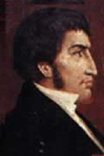 Dr. TOMÁS MANUEL DE ANCHORENA Firmante Acta Independencia/Secretario General Belgrano (1783-†1847)