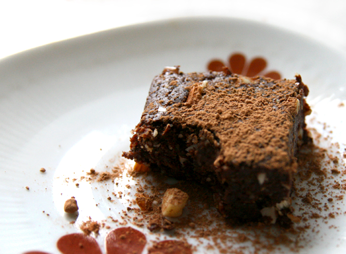 Swhole Foods Plant Based Brownies Recipe