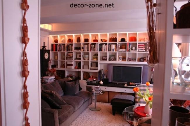 Awesome Modern Home Library Design Ideas Dolf Krueger Inspirational Interior Design Netriciaus