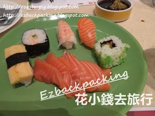 PANDA HOTEL荃灣壽司