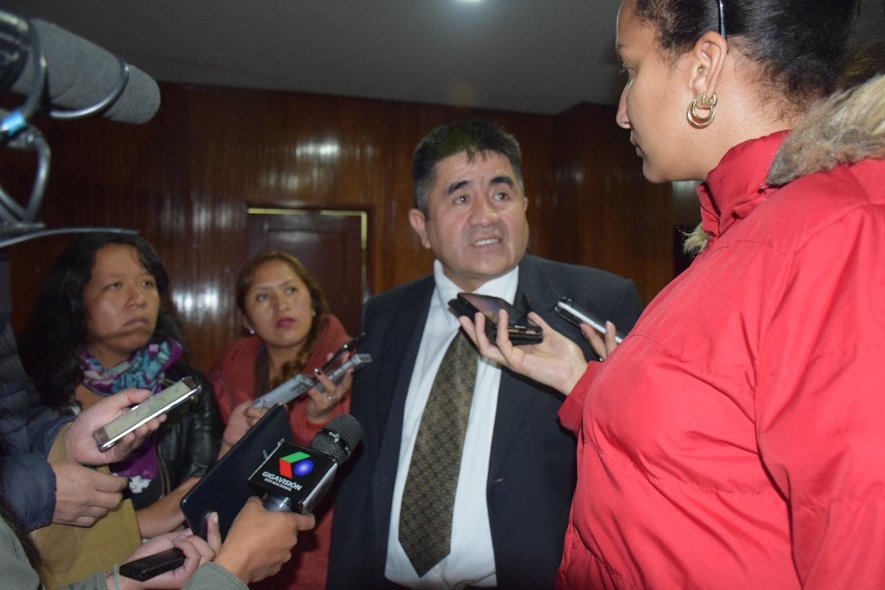Viceministro de Lucha Contra el Contrabando, Gonzalo Rodríguez / ÁNGEL SALAZAR