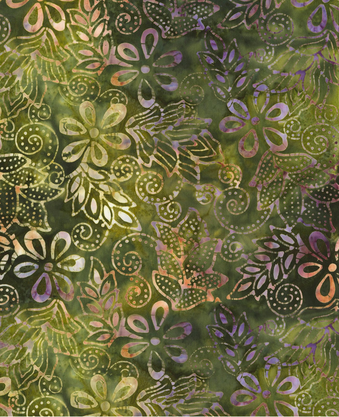 Tonga Tuscany batiks dreamy textures practically screamed to be used in a design that allowed the colors to shine I am pleased with how this quilt turned