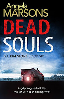 Dead Souls series of Detective Kim Stone, Angela Marsons Release 28 April 2017 £1.99