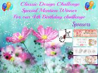 Mention spéciale - April Challenge # 4