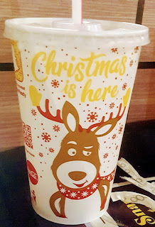 Christmas Cup at McDonalds