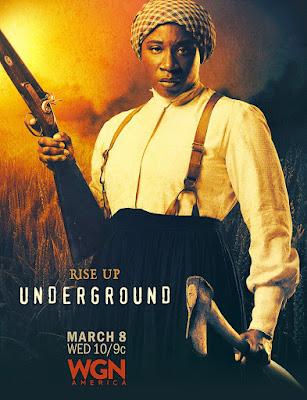 Underground Season 2 Poster 9