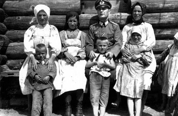 Секс в 1944 году с немцами