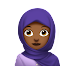 Emoji Muslimah Berhijab Akan Hadir di Android Oreo dan iOS 11.1
