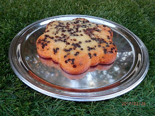 Recette de gâteau au yaourt éclats de chocolat