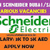 JOBS IN SCHNEIDER ELECTRIC COMPANY DUBAI AND SAUDI ARABIA