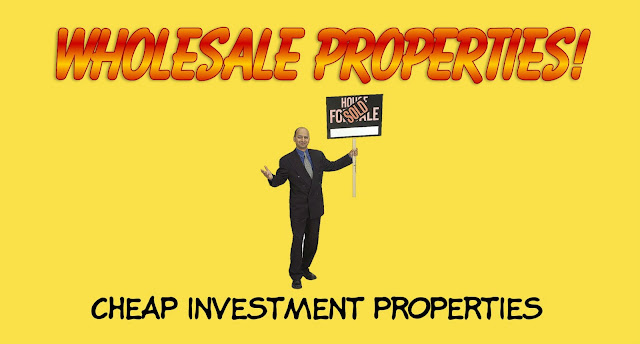 wholesale investment properties