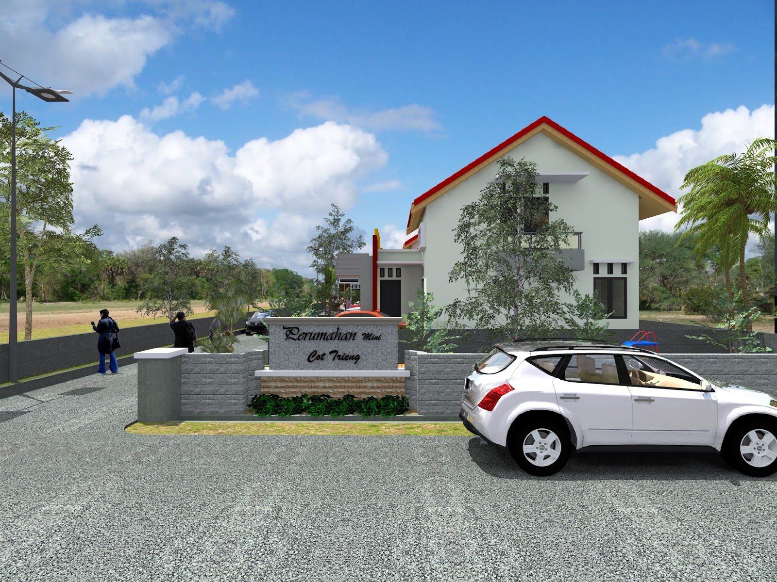 810 Desain Rumah Perumahan Minimalis Gratis Terbaru