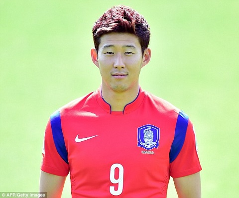 Son Heung-min (Hàn Quốc)