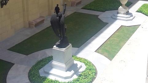 Satan statue - Havana Capitol