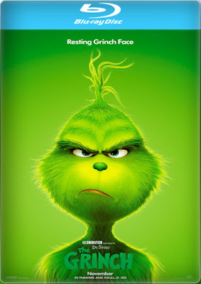 The Grinch [2018] [BD25] [Latino]