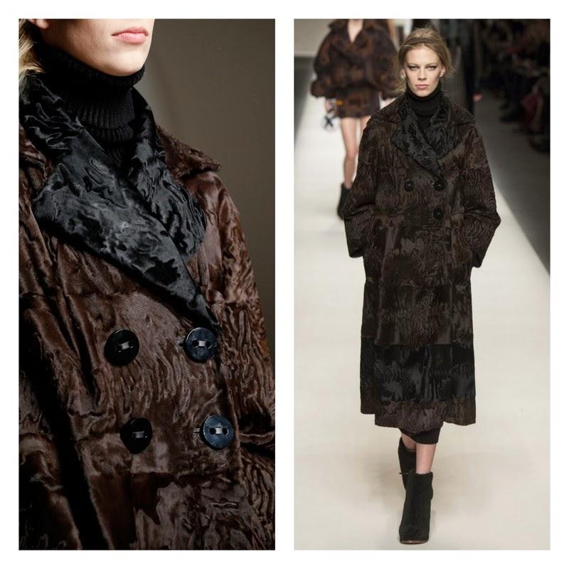 Fendi Fall 2015 Ready-to-Wear Milan Fashion Week