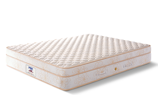 Welcome 2017 with heavenly sleep using a Peps Restonic mattress
