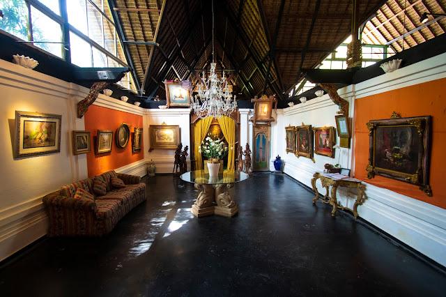 Blanco renaissance museum, Ubud-Bali