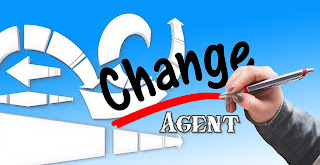 Three Types Of Change Agent