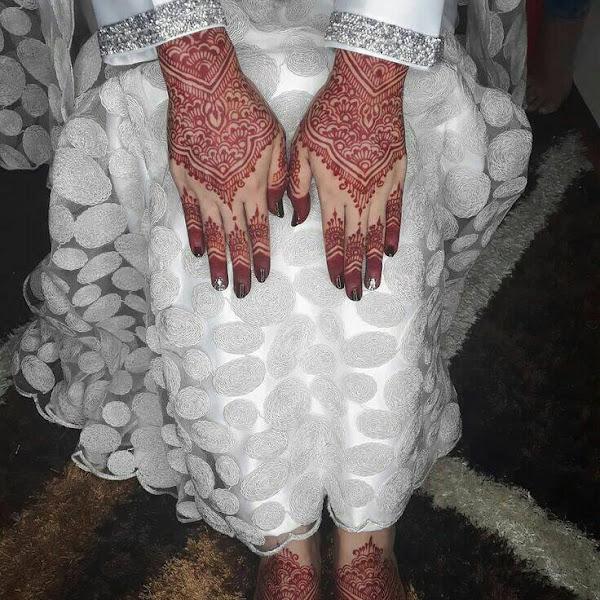 Henna Tangan Pelengkap Kecantikan
