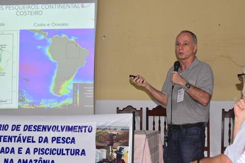 """""""Andando no escuro"""" – diz pesquisador do Museu Paraense Emílio Goeldi sobre falta de estatísticas pesqueiras"""