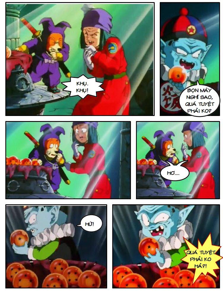 Dragon Ball GT chap 1 - Trang 17