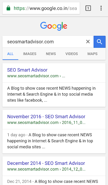 SEO SMart Advisor Google