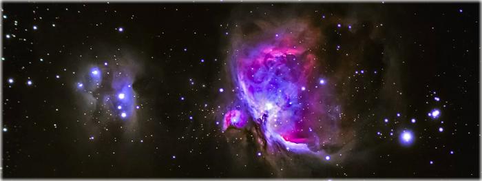 estrelas jovens da nebulosa de orion impedem nascimento de outras estrelas