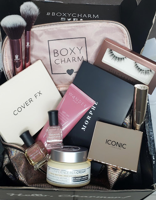 Review: BoxyLuxe March 2019